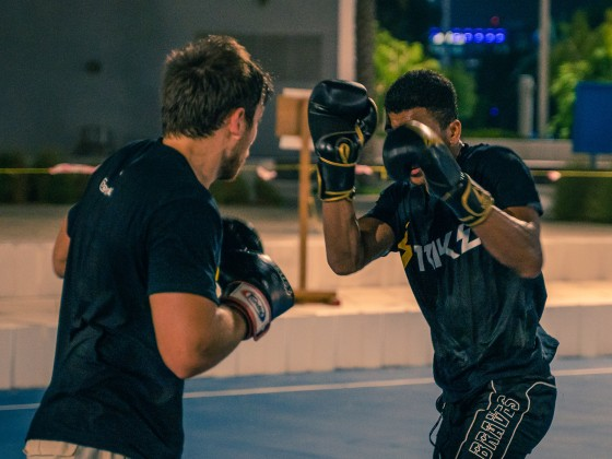 abu dhabi boxing classes 1