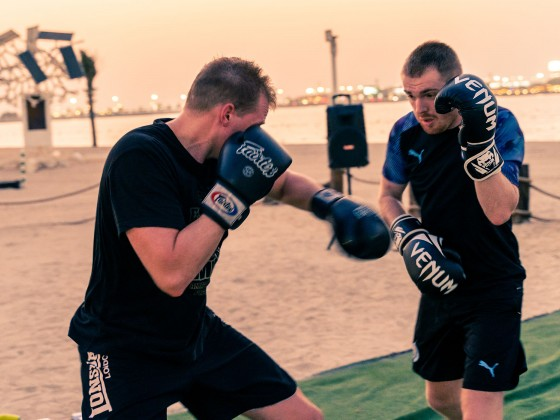 abu dhabi boxing classes 5
