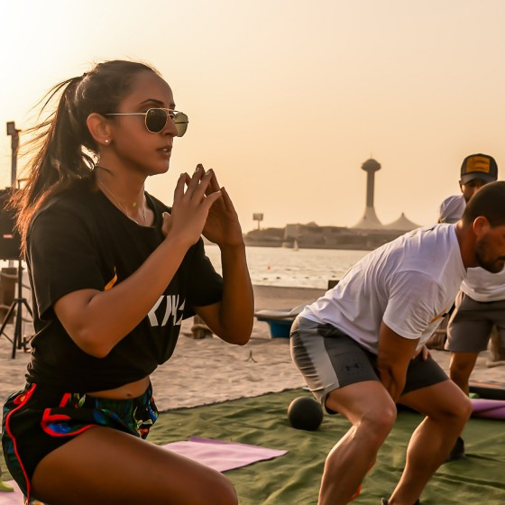 abu dhabi best fitness classes