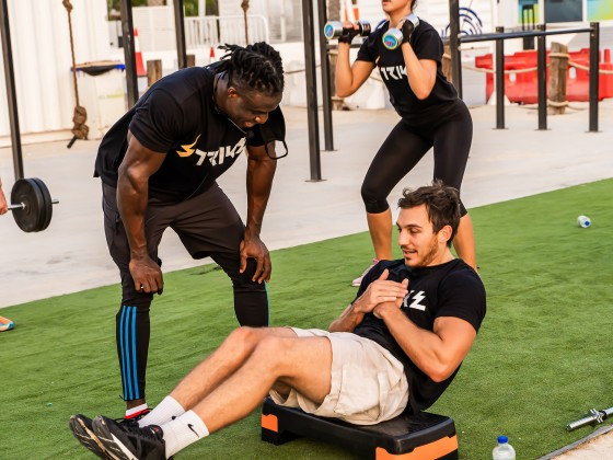 abu dhabi personal training 1
